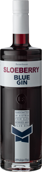 Blue Gin Sloeberry