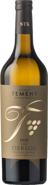 "Tement Sauvignon Blanc Ried Zieregg G-STK ""Vinothek Reserve"" 2018 BIO"