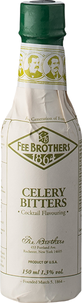 Fee Brothers Celery Bitters 0,15L