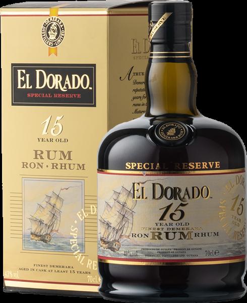 El Dorado 15 years Guyana