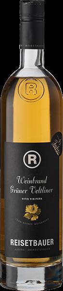 Reisetbauer Weinbrand Grüner Veltliner 0,7lt