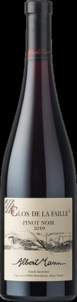 Mann Pinot Noir Clos de la Faille 2019 BIO