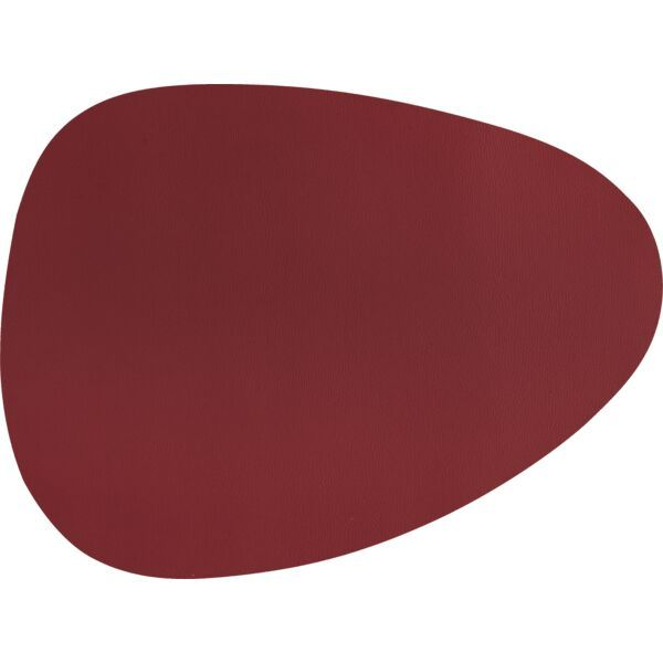 Tischset Tropfen »Togo« rot