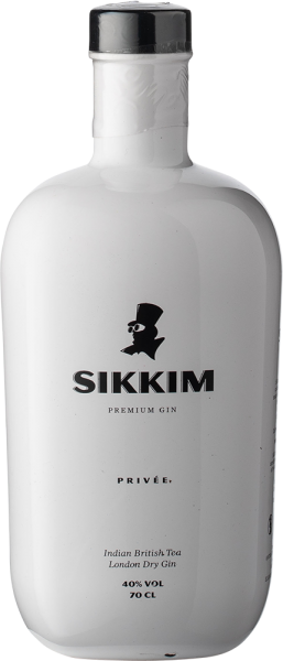 Sikkim Privée London Dry Gin