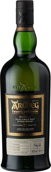 Ardbeg Twenty Something 22YO