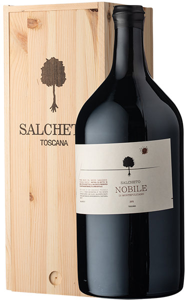 Salcheto Vino Nobile di Montepulciano DOCG 2015 BIO 3,0lt-