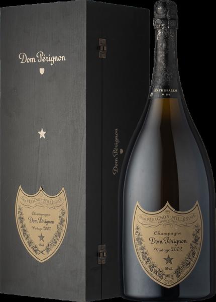 Dom Pérignon Blanc 2002 6,0lt-