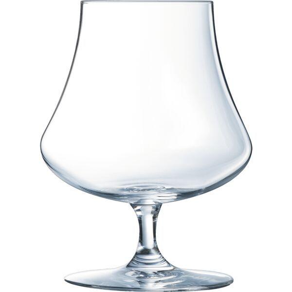 ARCOROC »Open Up« Cognacglas, Inhalt: 0,39 Liter, Höhe: 132 mm, ø: 104 mm