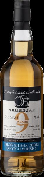 Single Cask Collection William&son 9 yo