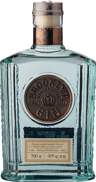 Brooklyn Gin 0,7 L