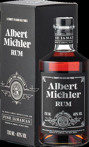 Michler's Jamaican Artisanal Dark Rum 0,7L