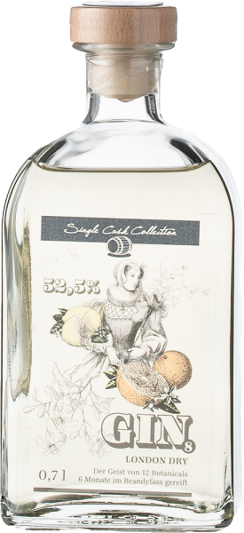 Single Cask Collection London Dry Gin