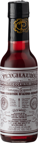 Peychauds Aromatic Cocktail Bitter 0,148L
