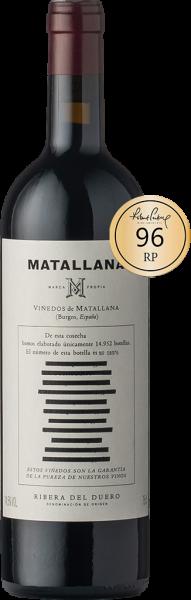 Vinedos de Matallana Matallana 2016 BIO