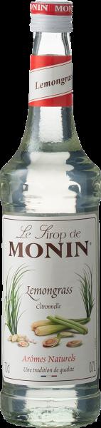 Monin Lemongrass Sirup