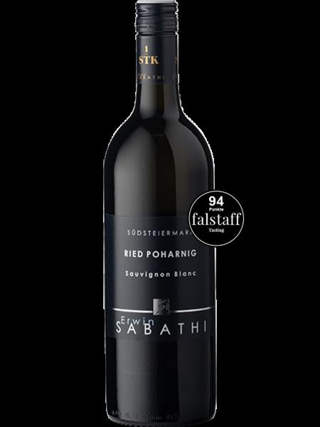 Erwin Sabathi Sauvignon Blanc Ried Poharnig 1-STK 2019
