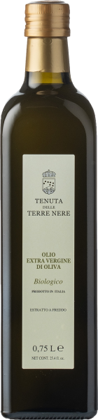 Terre Nere Olio Extra Vergine di Oliva 2020