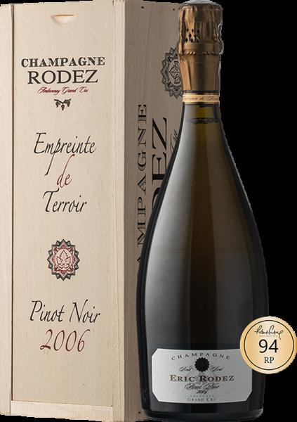 Rodez Empreinte de Terroir Pinot Noir Extra Brut 2006