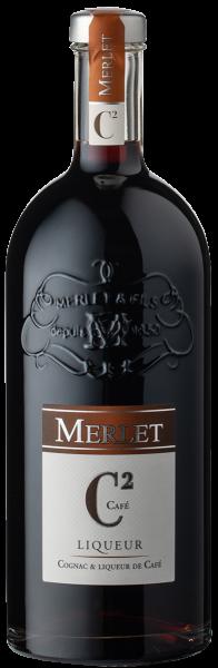 Merlet C2 Liqueur de Cognac au Café