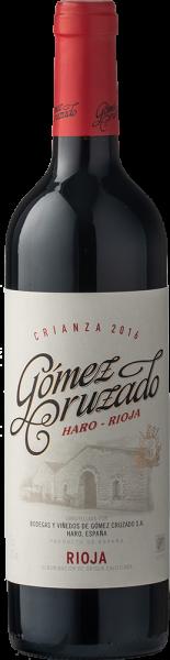 Gomez Cruzado Rioja Crianza DOCa 2016