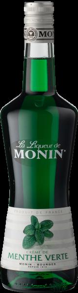 Monin Liqueur Minze Grün