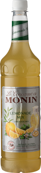 Monin Lemonade MIX PET