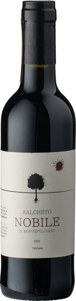 Salcheto Vino Nobile di Montepulciano DOCG 2015 BIO 0,375