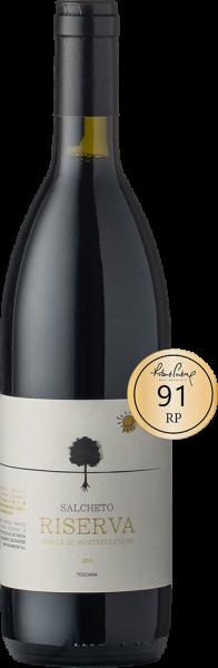 Salcheto Vino Nobile di Montepulciano Riserva DOCG 2015 BIO