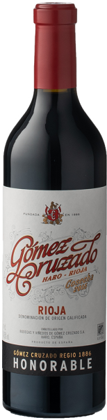 Gomez Cruzado Honorable Rioja DOCa 2015