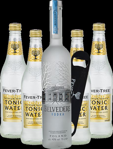 Vodka Tonic Set