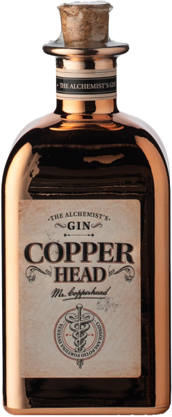 Copper Head Gin 0,5L