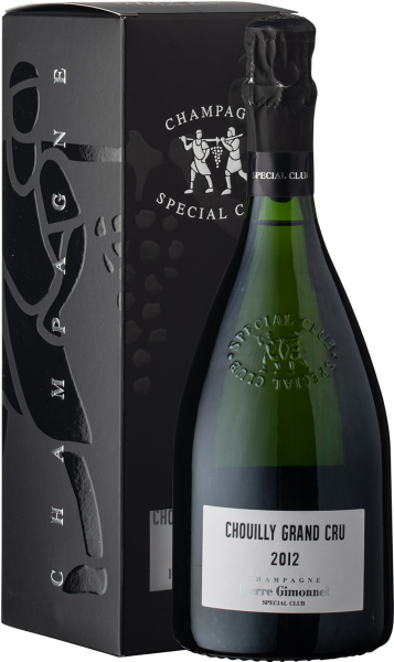 Gimonnet Spezial Club Chouilly Grand Cru Extra Brut 2012