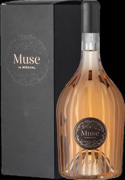 Miraval Muse de Miraval Grand Cuvée Rosé 2018 Magnum
