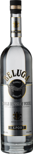 Beluga Noble Vodka Export 1,50