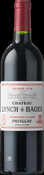 Château Lynch-Bages 5ème GCC 2018