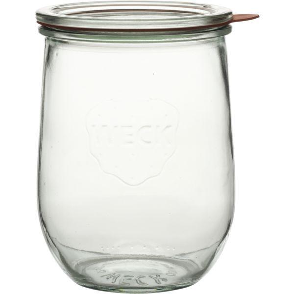 WECK Einkochglas 4-tlg.