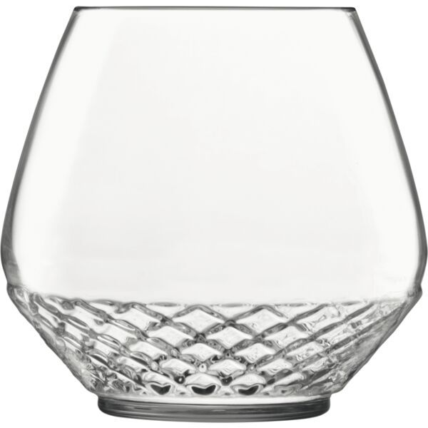 BORMIOLI LUIGI »Roma 1960« Rumglas, Inhalt: 0,45 Liter, Höhe: 92 mm, ø: 98 mm