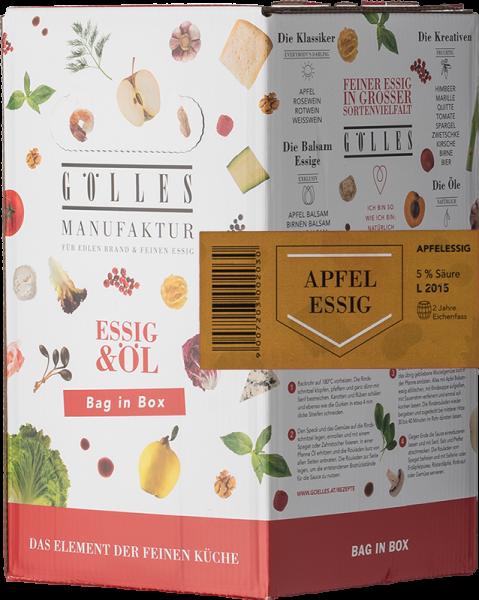 Gölles Apfel Essig Bag in Box 5L