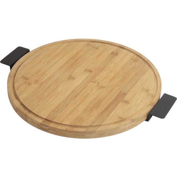 Drehplatte Holz, Höhe: 40 mm, ø: 450 mm