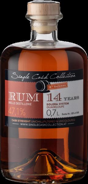 Single Cask Collection Rum 8th Edition Marie Gallant 14 YO