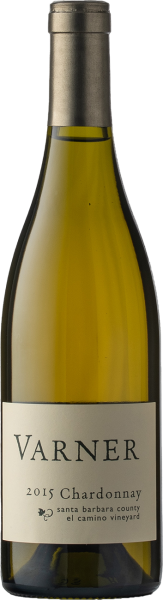 Varner Chardonnay El Camino Vineyard 2015