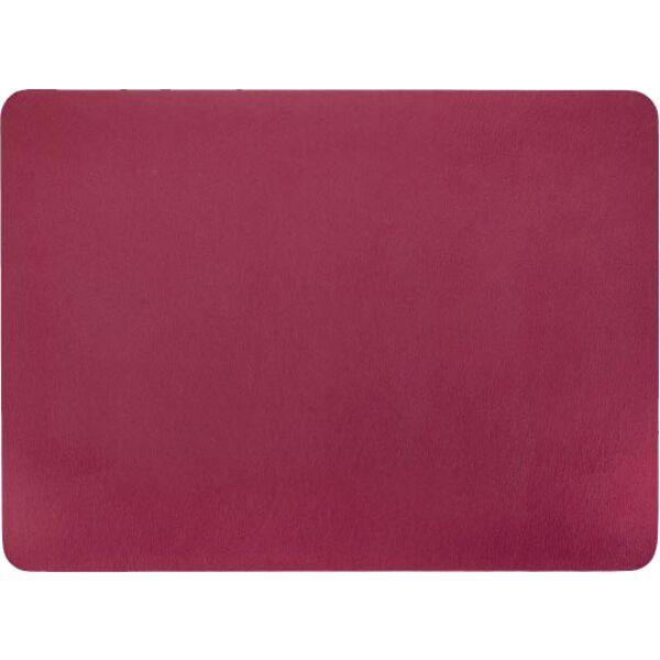 Tischset eckig »Togo« rot