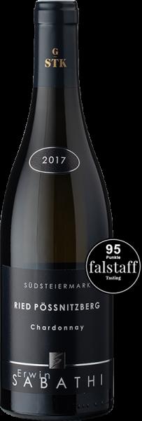 Erwin Sabathi Chardonnay Ried Pössnitzberg G-STK 2017