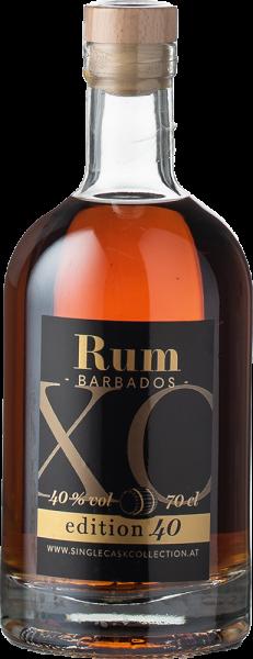 Single Cask Collection Barbados Rum XO Ed-40