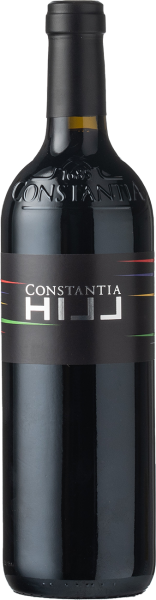 Hillinger Constantia Hill red 2017