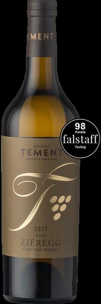 "Tement Sauvignon Blanc Ried Zieregg ""Vinothek Reserve"" 2017"