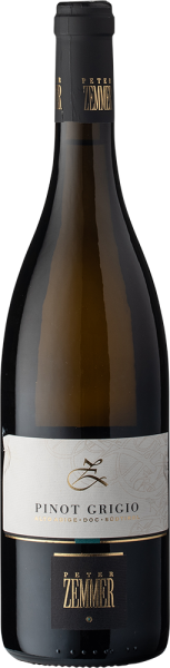 Zemmer Pinot Grigio DOC 2019 - 04-20