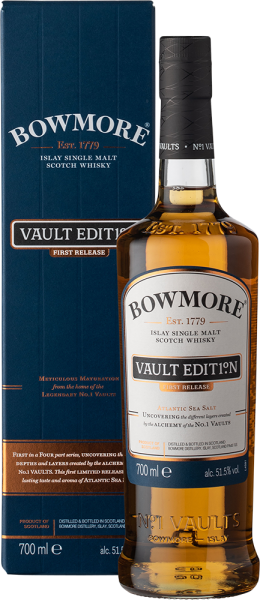 Bowmore Vault Edition No1 Atlantic Sea Salt