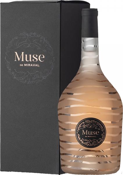 Miraval Muse de Miraval Grand Cuvée Rosé 2019 Magnum
