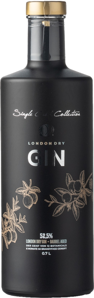 Single Cask Collection London Dry Gin (Black Edition)